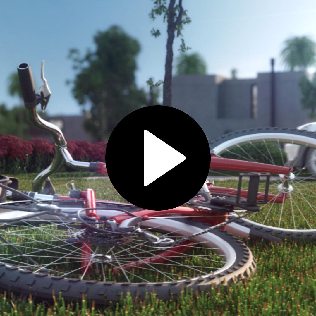 Postproducción, corrección de color, simulación de automóviles en 3D. Cliente: Grupo Vaccaro.