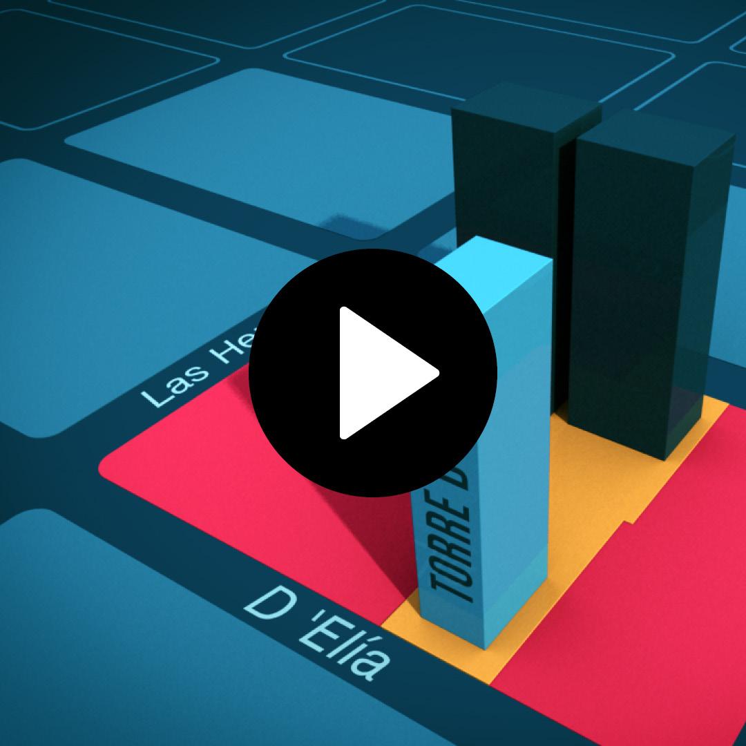 Postproducción, corrección de color, motion graphics. Client: Render+Arquitectura.