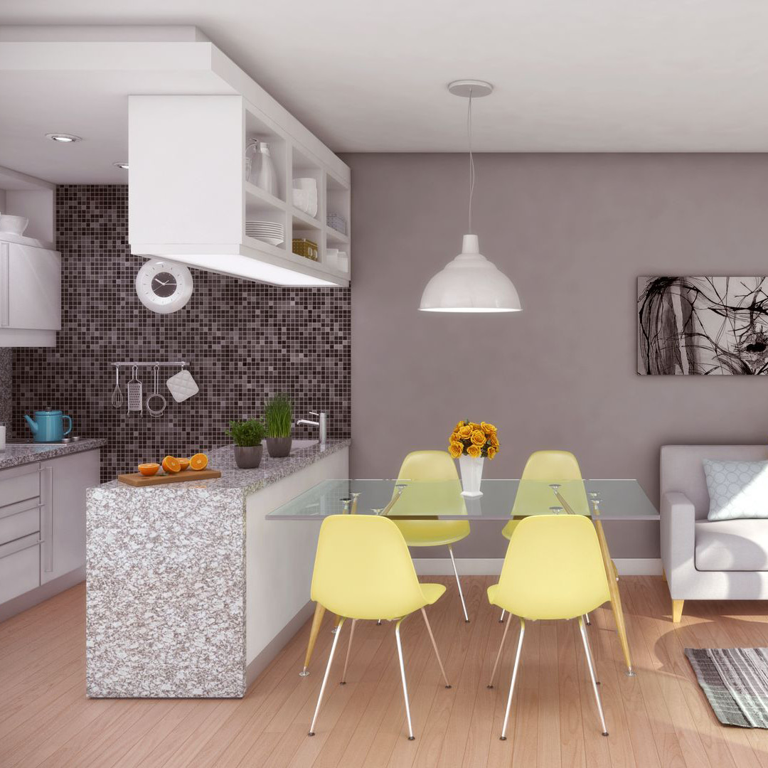 Design visualization. Client: Merener Arquitectos.